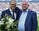 """Foto: De Witte: """"Club Brugge zou de verdiende kampioen zijn"""""""