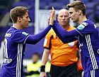 """Foto: Anderlecht-fans treuren om transfer: """"Hij is onze beste afwerker"""""""