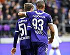 Foto: Anderlecht recupereert één pion tegen Eupen