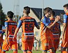 Foto: Oefenmatchen: AA Gent wint vlot, Charleroi speelt galamatch knap gelijk