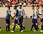 Foto: Anderlecht wint bewogen galamatch maar ziet oud trauma weer opduiken