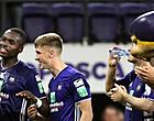 Foto: Beloften Anderlecht geven goede voorbeeld en maken gehakt van Club Brugge