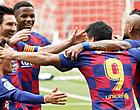 Foto: 'Barcelona persoonlijk rond met nieuwe goalgetter'