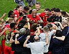 Foto: 'Duivels zien sterk WK bekroond: nieuwe nummer 1 op FIFA-ranking'