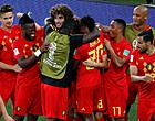 """Foto: """"België bracht het beste voetbal en is de morele wereldkampioen"""""""