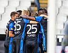 Foto: 'Club Brugge gaat vol voor spits uit Jupiler Pro League'