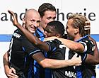 Foto: 'Club Brugge staat dicht bij nieuwe aanvaller'