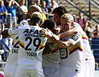 Foto: KV Mechelen boekt broodnodige zege en breekt 1B helemaal open