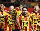 Foto: KV Mechelen kan bijna weer rekenen op twee sterkhouders