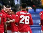 Foto: United haalt zwaar uit in FA Cup, City stoot ook zonder KDB door