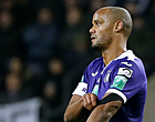 Foto: 'Zware discussie bij Anderlecht, Kompany moet ingrijpen'