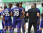 Foto: Anderlecht verwelkomt oude bekende op training