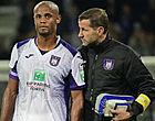 Foto: Anderlecht geeft eindelijk update over blessure Kompany
