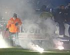 Foto: 'Duchâtelet grijpt in: Genk-fans opgesloten in kooi'