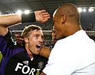 Foto: Wilhelmsson heeft uitstekend nieuws voor Anderlecht