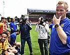 Foto: BAS geeft uitleg bij sancties KV Mechelen