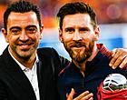 Foto: 'Xavi laat speciale Barça-clausule opnemen'