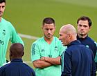 Foto: Zidane hakt knoop door over Courtois, belangrijke rol Hazard