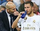 Foto: Zidane heeft duidelijke reden voor niet-selectie Hazard