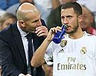 """Foto: """"Hazard drijft Zidane en zijn vorige coaches tot wanhoop"""""""