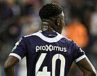 Foto: 'Anderlecht mag dromen van miljoenentransfer Amuzu'