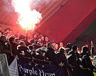 Foto: Anderlecht moet alwéér vrezen voor straf na bommetje uit tribune