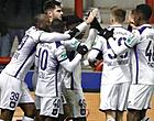 """Foto: Lyrische woorden voor Anderlecht-duo: """"Van het beste in België"""""""