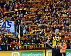 """Foto: KV Mechelen krijgt veeg uit de pan: """"Hij moest mij niet, zonder reden"""""""