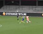 Foto: VIDEO: Boeckx begaat enorme flater tegen Westerlo