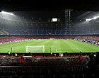 Foto: Man Utd en Barcelona voeren heuse supportersoorlog