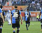 Foto: Club Brugge in 2018: cijfers in België vallen stevig tegen