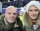 "Foto: Crasson coacht plots in de Europa League: ""Ik voel geen druk"""