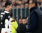 Foto: 'Ronaldo verliest het helemaal en noemt Sarri 'hoerenzoon'