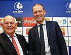 """Foto: De Witte: """"Dan zal Anderlecht weer top zijn"""""""