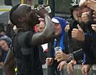 Foto: Diagne spoelt PSG-kater door op geheel eigen wijze