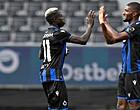 Foto: 'Diatta bezorgt Club Brugge flinke opsteker'
