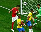 Foto: Belgische voetballiefhebbers zeggen allemaal hetzelfde na Braziliaanse tegengoal