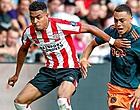 Foto: PSV en Ajax houden elkaar in evenwicht in zwakke topper