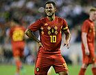 """Foto: Oorzaak voor mindere match Hazard: """"Niet alleen zijn schuld"""""""