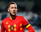 Foto: Eden Hazard zonder wedstrijdritme naar het EK?