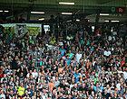 Foto: Charleroi in top-zes na Mazzu-time tegen AA Gent