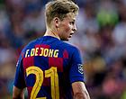 """Foto: Zaakwaarnemer De Jong ontkracht rel met Messi: """"Onzin"""""""