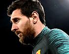 Foto: 'Kamp-Messi helemaal niet blij met Koeman'