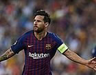 Foto: Daarom scoort Messi vanavond bijna zeker voor Barça