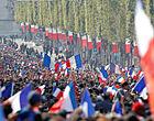 """Foto: Frankrijk in extase bij thuiskomst Les Bleus: """"Tienduizenden supporters"""""""