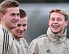 Foto: Bayern-directeur laat zich uit over De Ligt en De Jong