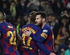 Foto: Barça dreigt koppositie te verliezen na draw tegen sterk Sociedad
