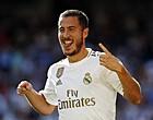 Foto: Hazard reageert op typisch speelse manier op Spaanse kritiek