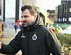 Foto: Drijft Club Brugge Ivan Leko in de armen van andere club?