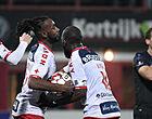 Foto: KV Kortrijk realiseert fraaie comeback tegen wisselvallig Club Brugge
